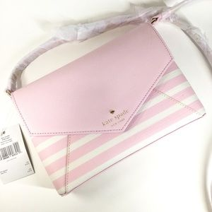 Kate Spade pink small shoulder satchel